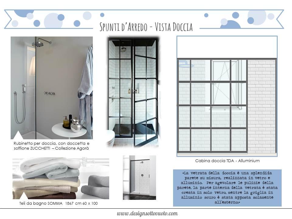 Spunti d'Arredo - Vista doccia